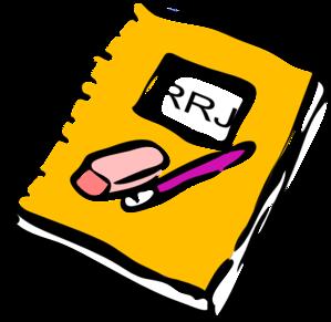 299x291 Reader Response Journal Clip Art