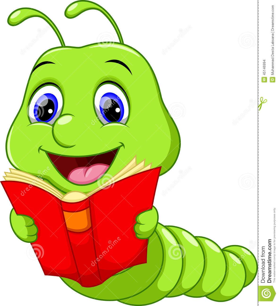 1183x1300 Cute Book Worm Clipart