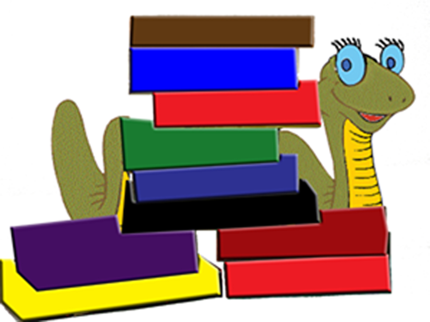 1500x1125 Reading A Book Clipart