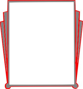 276x297 Best Photos Of Book Border Clip Art