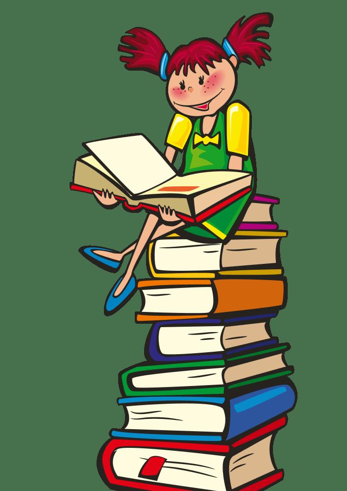 708x1001 Reading Clipart Dtrmnkpt9 Valley Center Public Library