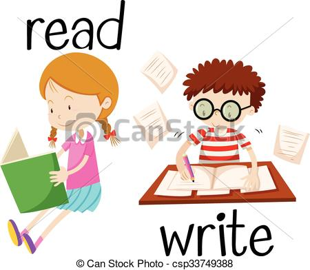 450x392 Reading And Writing Clip Art 101 Clip Art