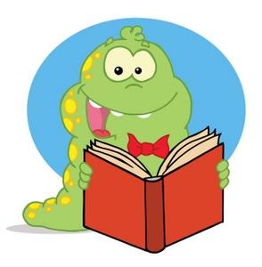 294x300 Reading Clipart Image