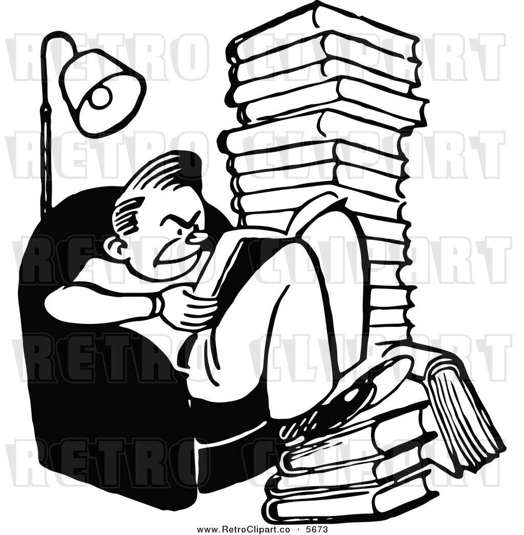 1024x1044 Boy Reading Clipart Black And White