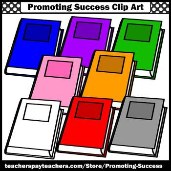 350x350 Clip Art, Library Reading Clipart Colorful Books Clipart, Rainbow