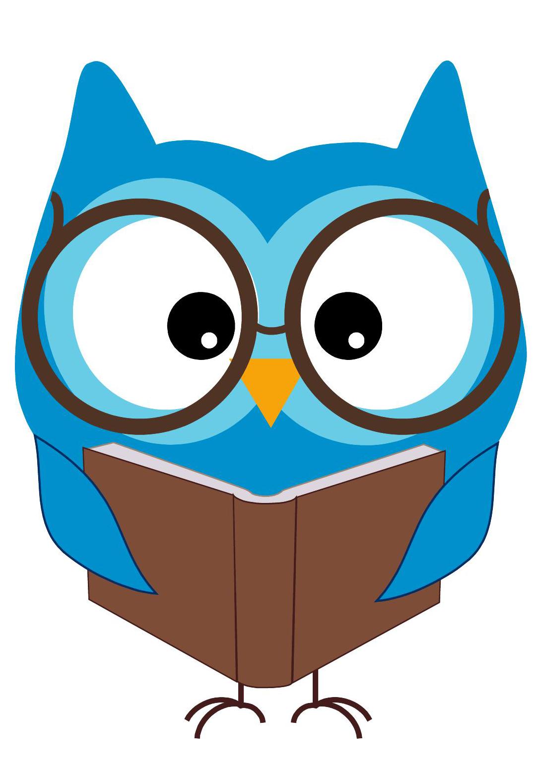 1088x1561 Best School Owl Clipart