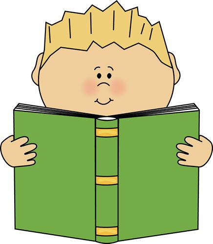 436x500 Kid Reading Clip Art, Free Kid Reading Clip Art