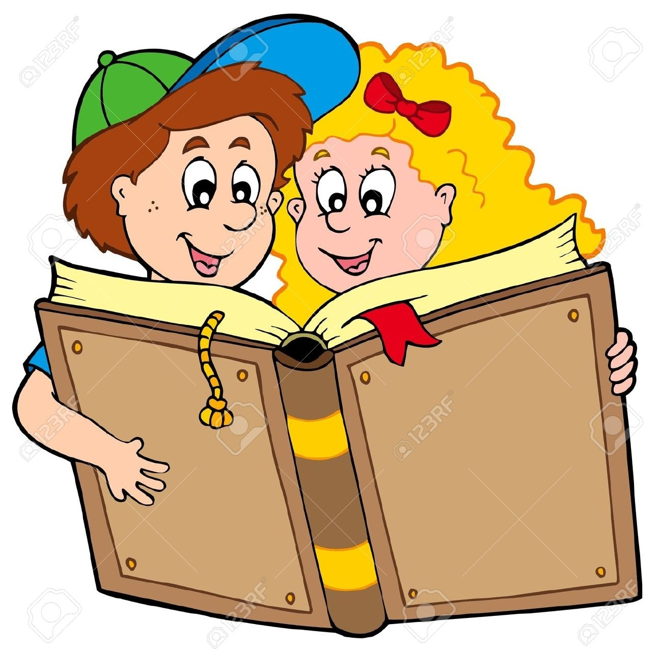 1300x1274 Boy And Girl Reading Clipart Letters Example