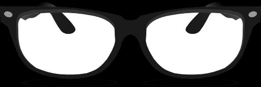 512x172 Glasses Cliparts