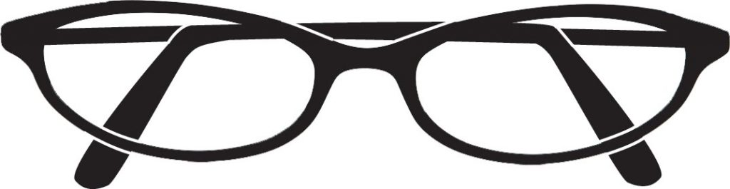 1024x265 Clip Art Reading Glasses
