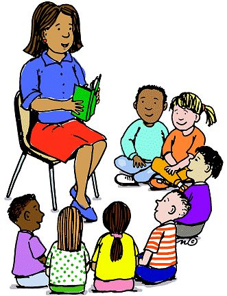 Reading Group Clipart
