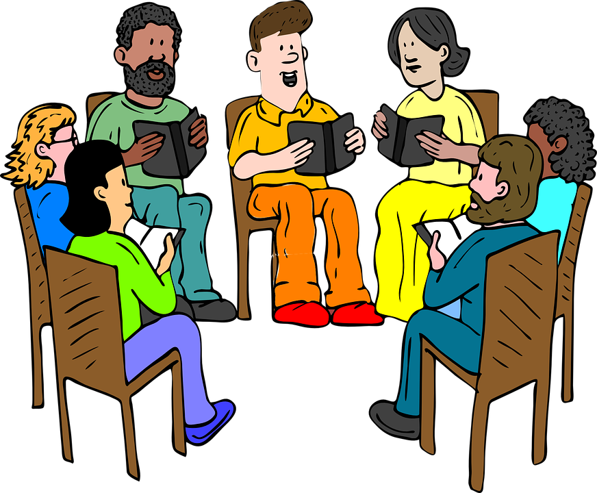 872x720 Club Clipart Reading Group