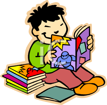350x343 Reading Cd Clipart