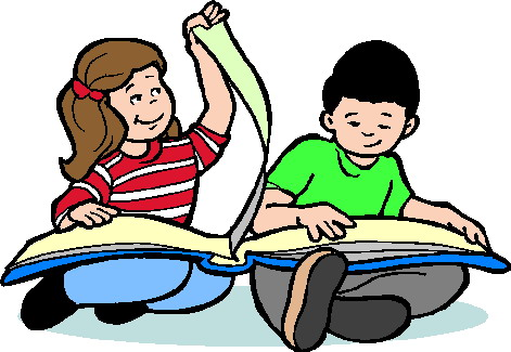 471x325 Students Reading Reading Clipart Students Books Clip Art Read