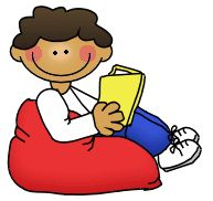 Reading Teacher Clipart