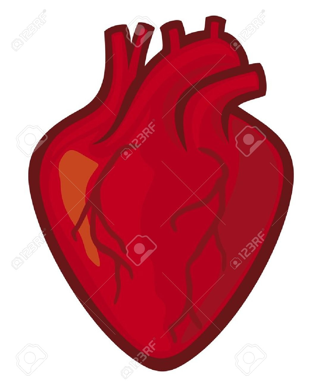 Real Heart Clipart | Free download on ClipArtMag