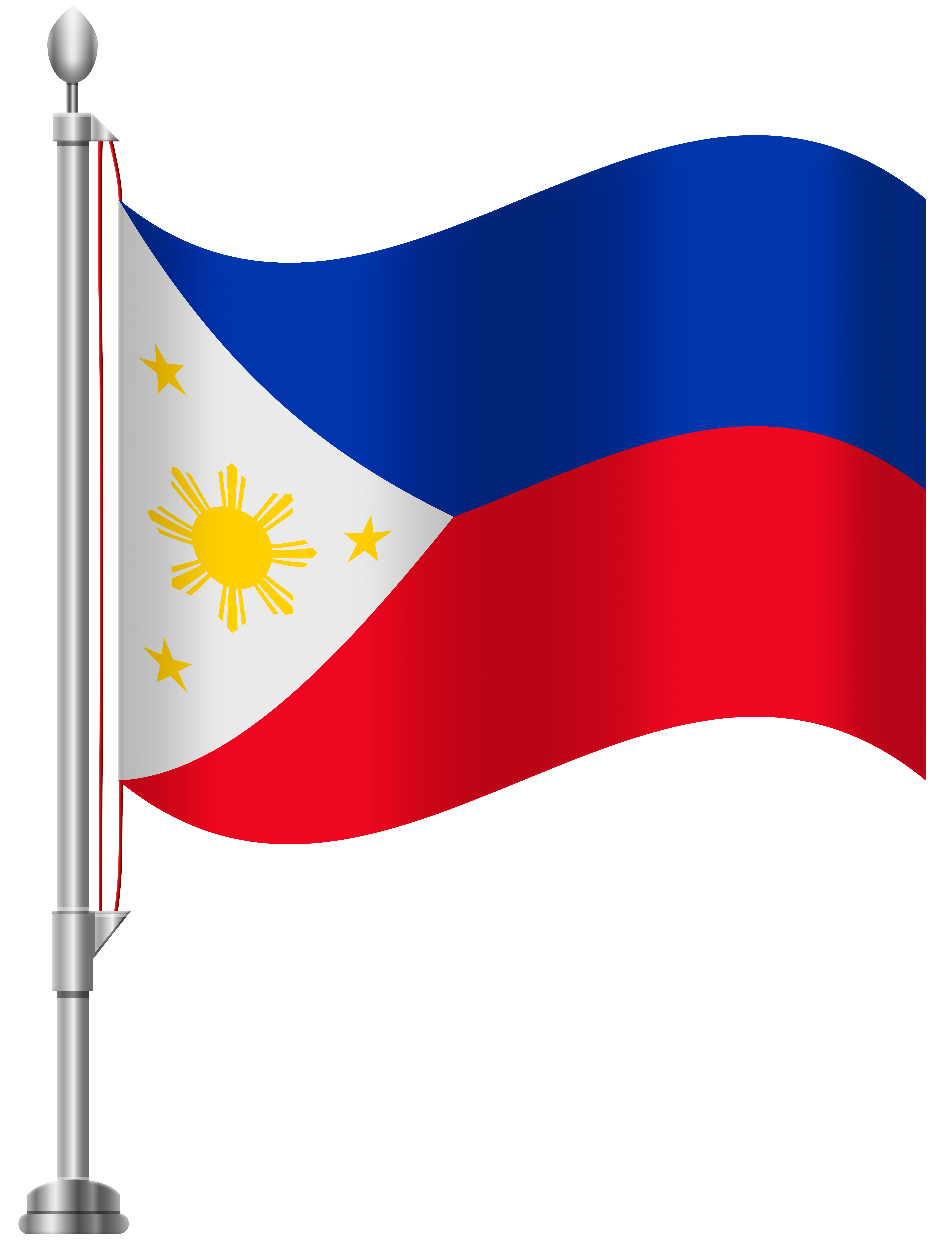 6141x8000 Clipart Standard Flags
