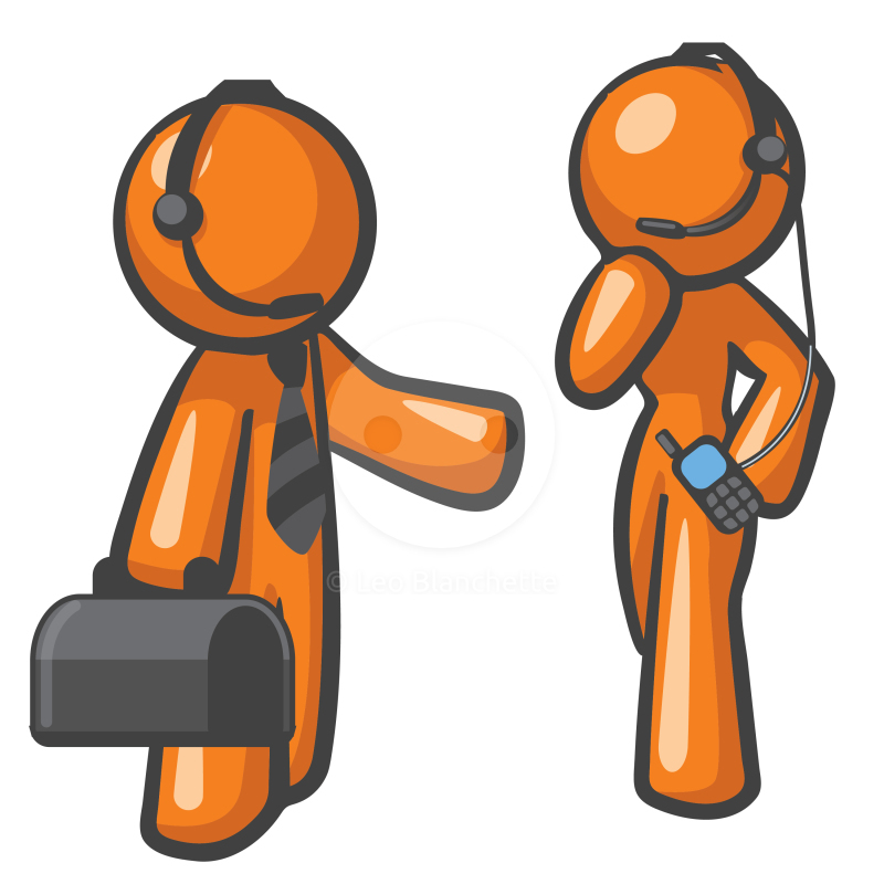 800x800 Clipart Of Customer Service People