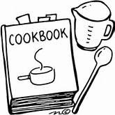 165x165 Recipe Book Clip Art Free