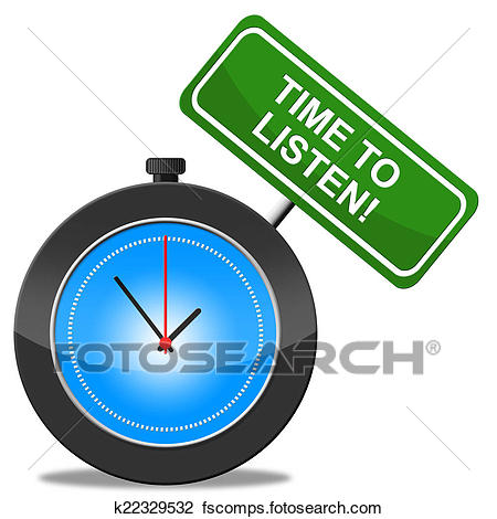 450x470 Clip Art Of Time To Listen Means Recognition Heard And Curiosity