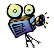 180x186 Clip Art Video Recording Cliparts