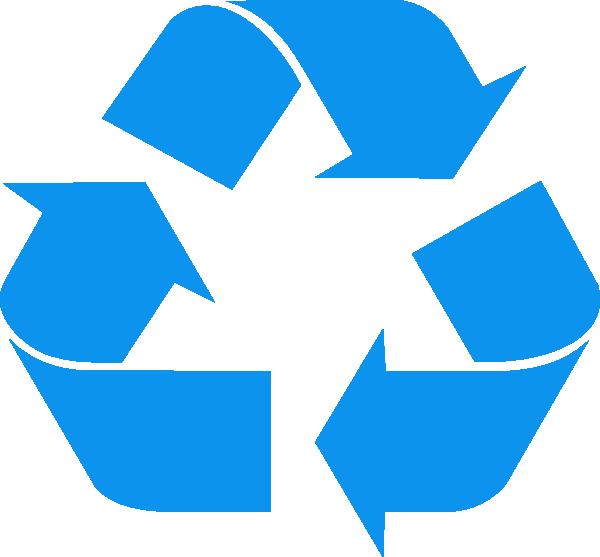 600x557 Recycle Symbol Clip Art
