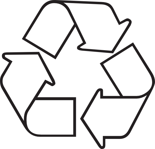 600x576 Recycle Symbol Cliparts