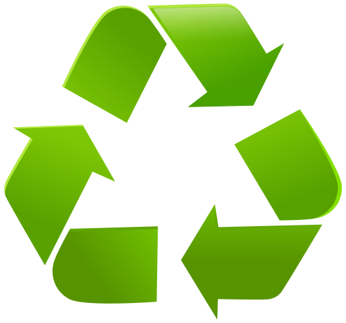 500x467 Recycle Symbol Png Clip Art