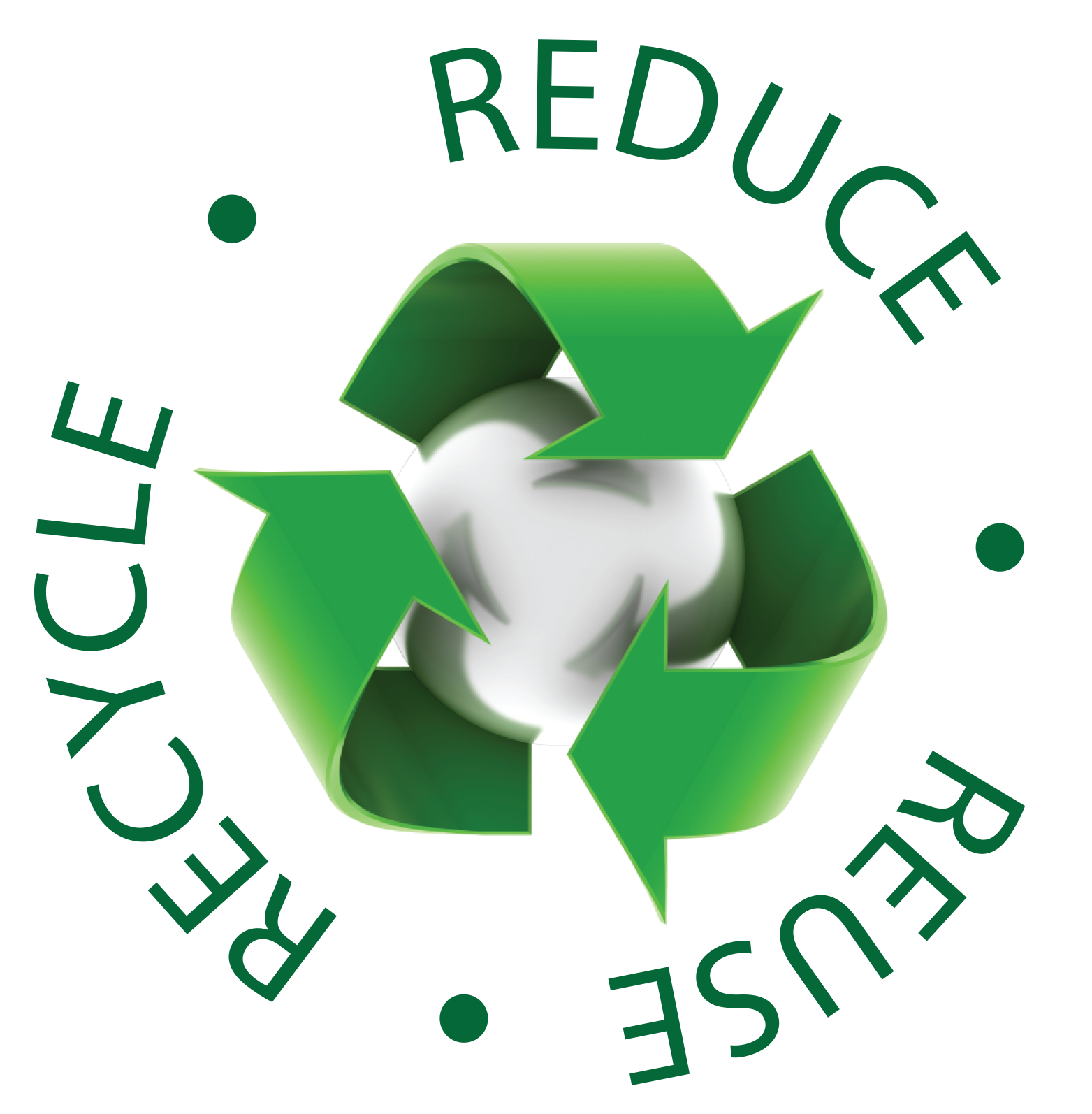 1563x1594 Reduce Reuse Recycle Earth Png Transparent Reduce Reuse Recycle