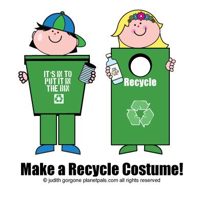 384x384 Diy Make A Recycle Bin Costume