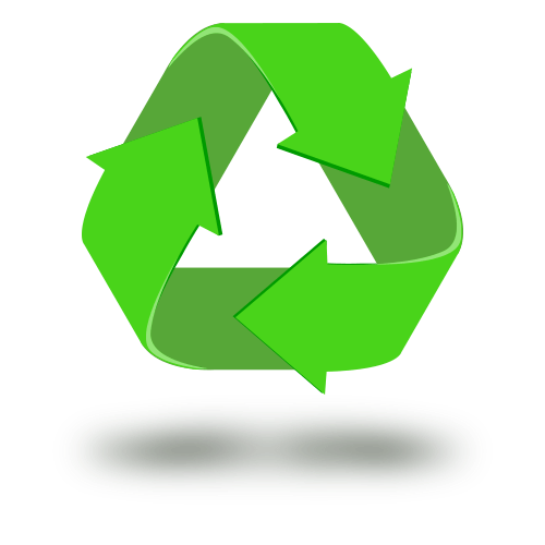 500x500 Plastic Crate Recycling