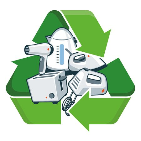 450x450 Recycle Electronics Clip Art Cliparts