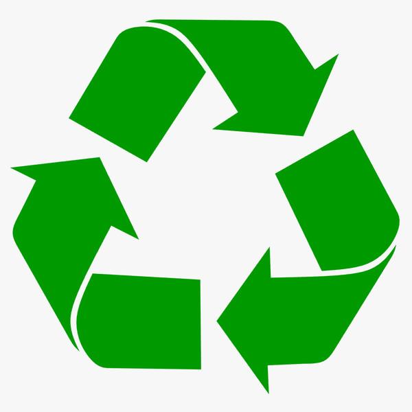 600x600 Recycle Symbol Clip Art Clipart Panda