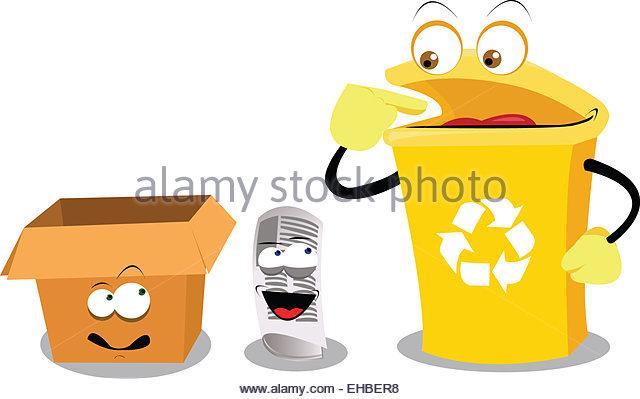 640x399 Cartoon Recycling Symbol Stock Photos Amp Cartoon Recycling Symbol