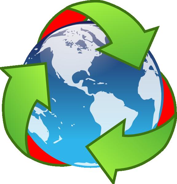 576x598 Recycle Symbol Cartoon
