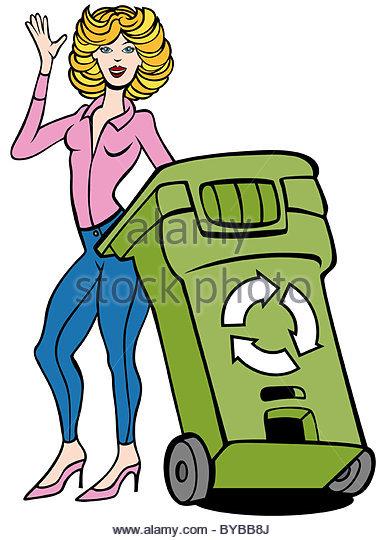 386x540 Cartoon Girl Recycling Stock Photos Amp Cartoon Girl Recycling Stock
