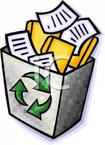 Recycling Clipart Free