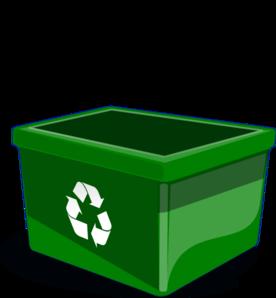 276x298 Recycle Bin Clip Art