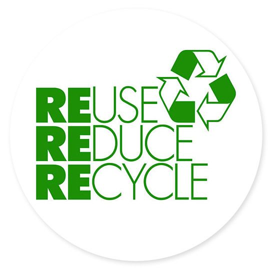 540x540 30 Best Recycling Images Design Posters, Ecology