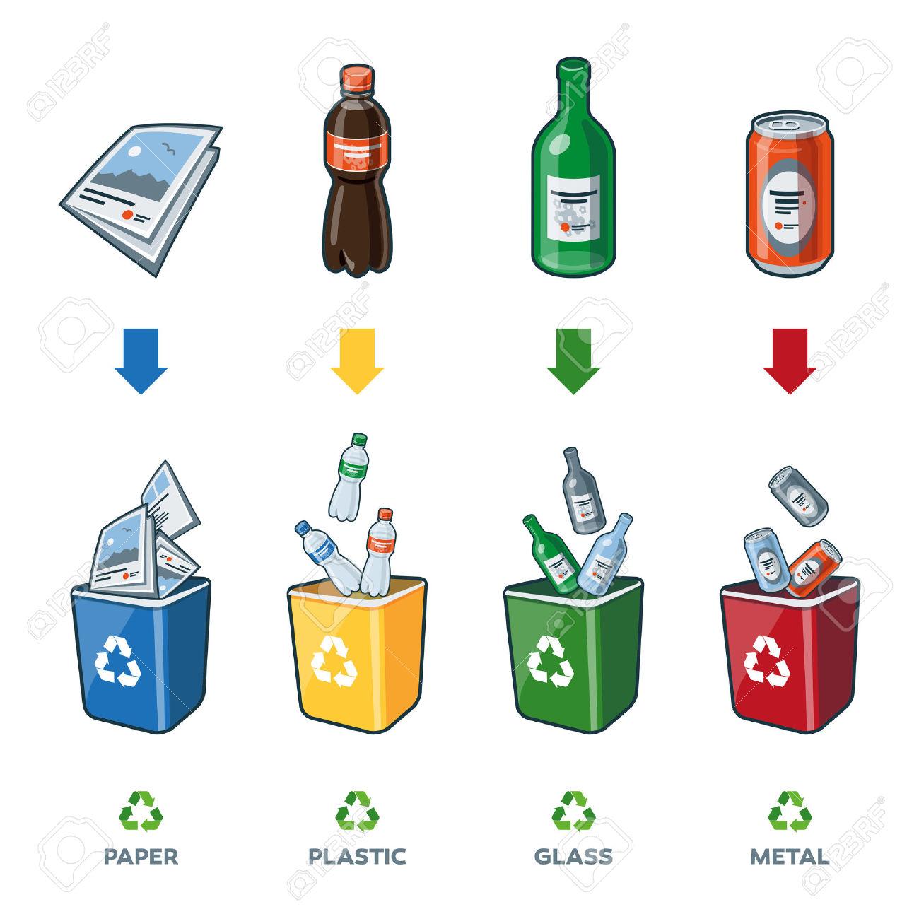 1300x1300 Plastic Clipart Recycle Bin