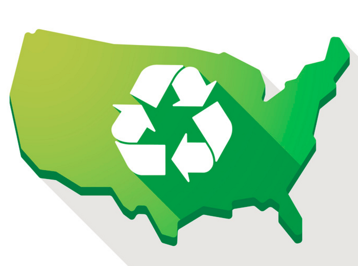 701x520 U.s. Recycling Facts Compared To Other Countries General Kinematics