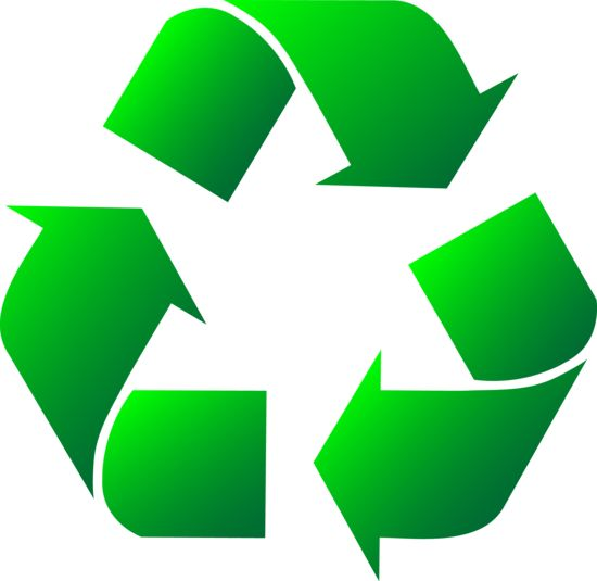 550x535 Best Recycling Logo Ideas Recycle Symbol, Cool