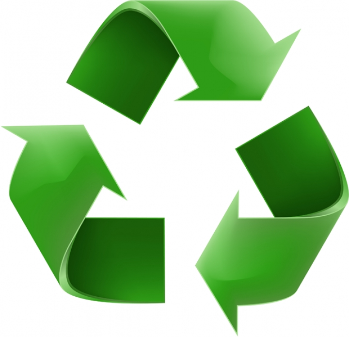 720x695 Clipart Sign Recycle Free