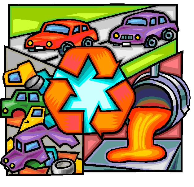 626x601 Pollution Clipart Recycling
