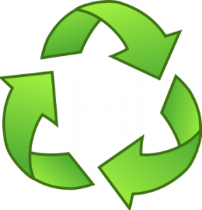 288x300 Recycle Can Clip Art
