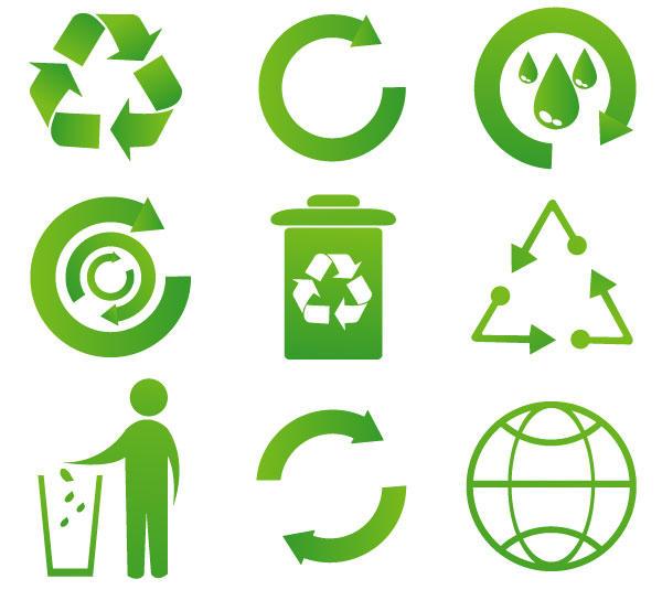600x535 Recycle Icon 123freevectors