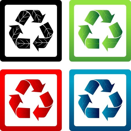 455x456 Recycle Free Recycling Clip Art 3