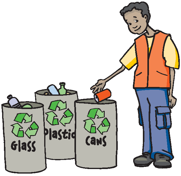 598x581 Recycle Free To Use Clip Art Image