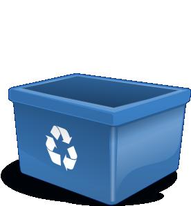 276x298 Secretlondon Empty Recycling Box No Words Clip Art