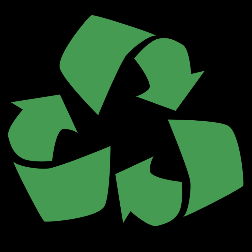 1024x1024 Recycle Free Recycling Clip Art Clipartixpng Free Recycling Clip Art